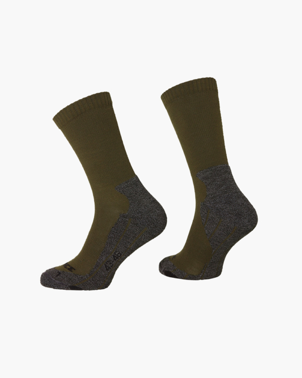 Shield Comfort Socks Green