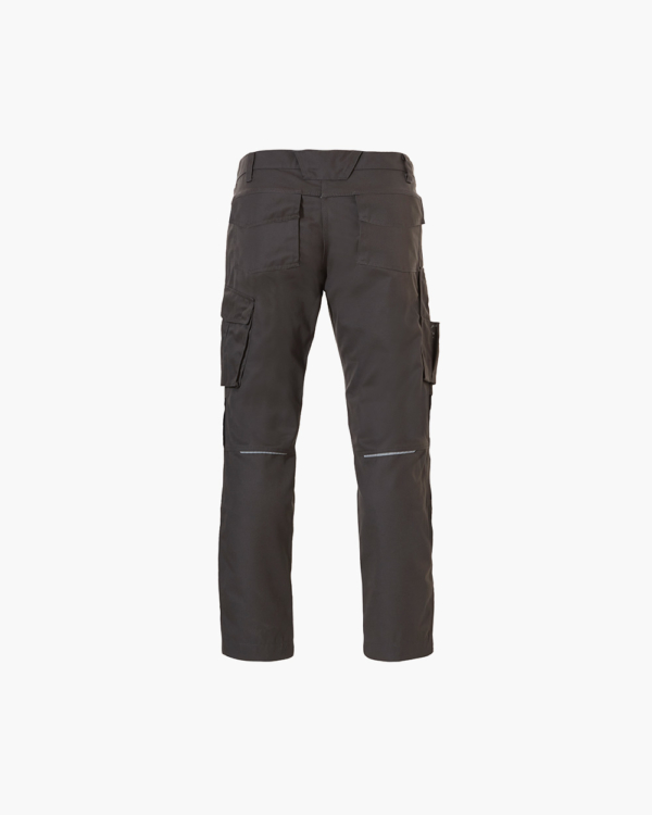 Trousers Workerline CORDURA Grijs/Zwart