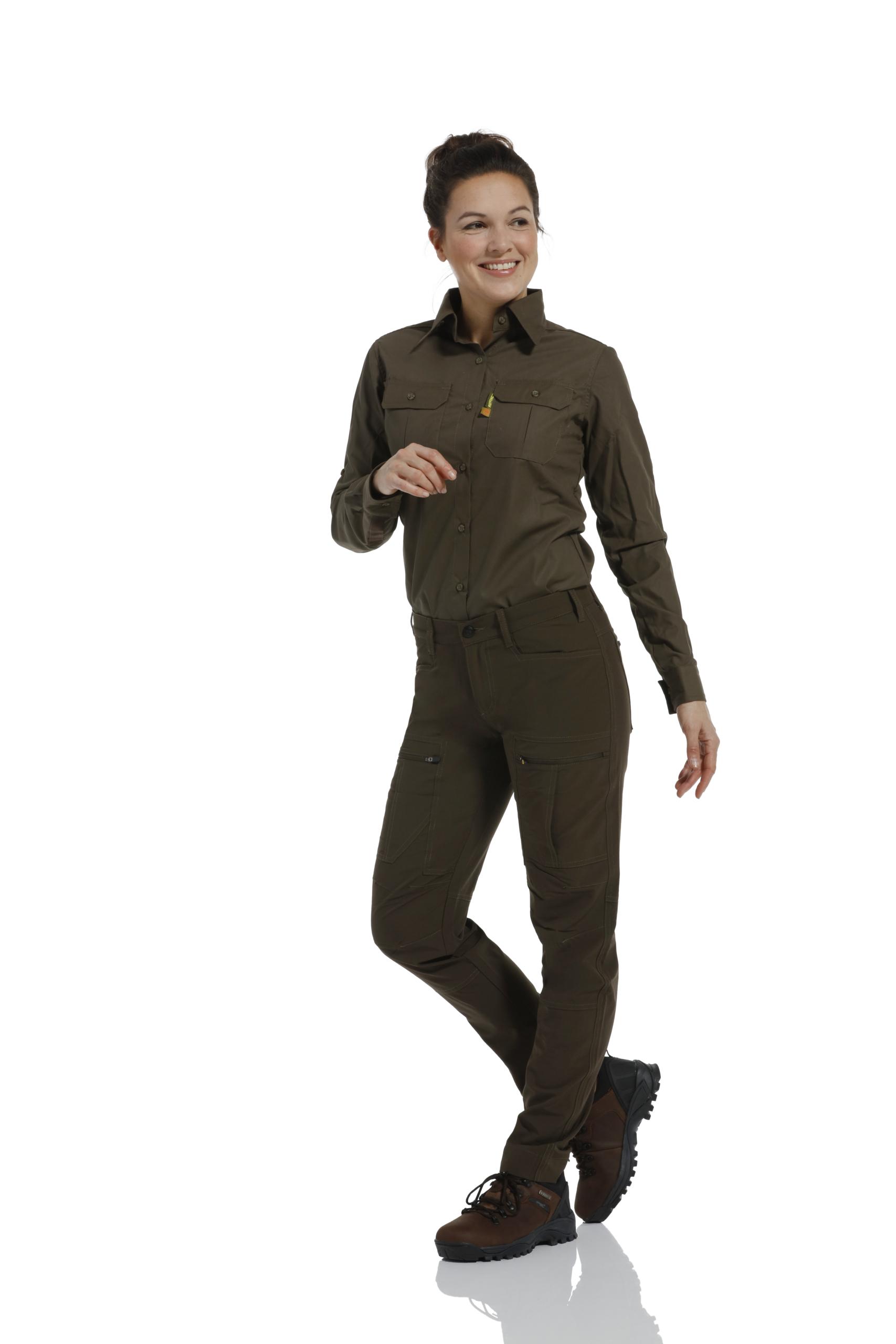 Trousers Savanna Stretch Woman