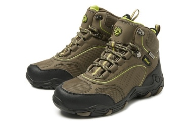 Graz High Hiking Shoes Green Woman